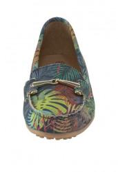 Vzorované topánky Heine, farebné #4