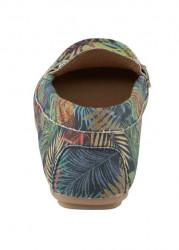 Vzorované topánky Heine, farebné #5