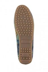 Vzorované topánky Heine, farebné #6