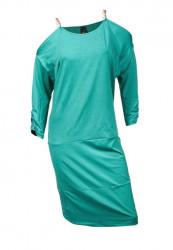 Zelené šaty s.retiazkou, Heine - Best Connections