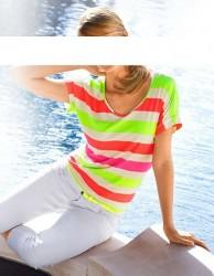 Žiarivé tričko Rick Cardona