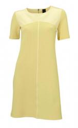 Žlté retro šaty HEINE - B.C.