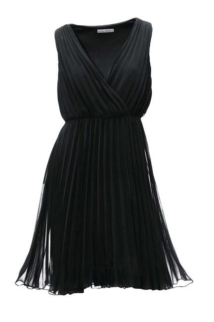 f6819d15f125 Čierne žoržetové šaty - Spoločenské