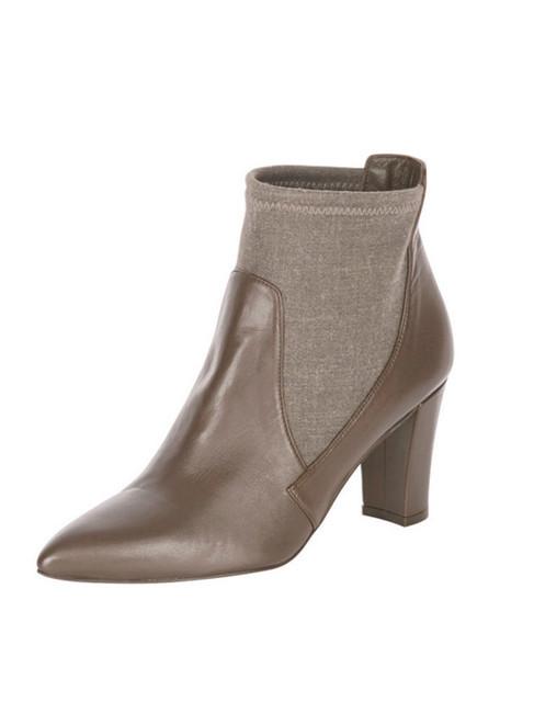 6c3ae34013a1 Dámske elegantné topánky · Členkové kombinované čižmi Heine. Členkové  kombinované čižmi Heine  1