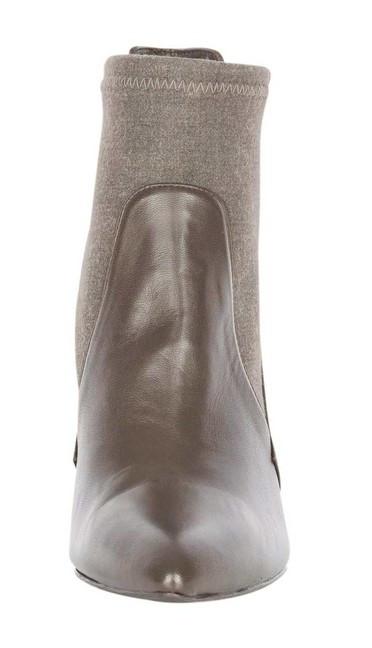 f0c978463436 Členkové kombinované čižmi Heine - Dámske elegantné topánky - Locca.sk