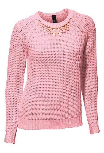 Dámsky pulóver s korálkami HEINE - B.C.