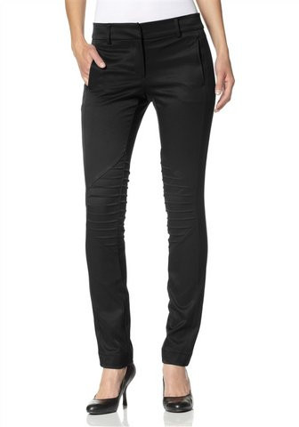 6ea1a02811 Elegantné čierne nohavice VERO MODA - Elegantné nohavice dámske ...