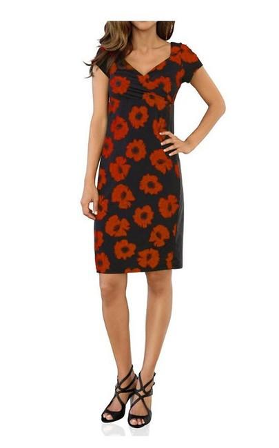Extravagantné šaty s kvetmi HEINE - Dámske ležérne šaty - Locca.sk dad651f0fe7