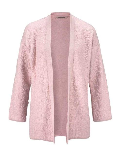 Kardigáno-bunda Garcia, ružová