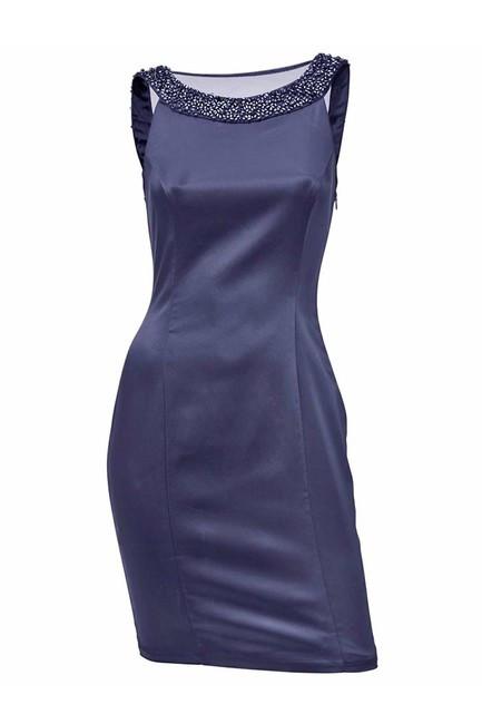 57250ed0f51b Koktejlové šaty s perlami Ashley Brooke event