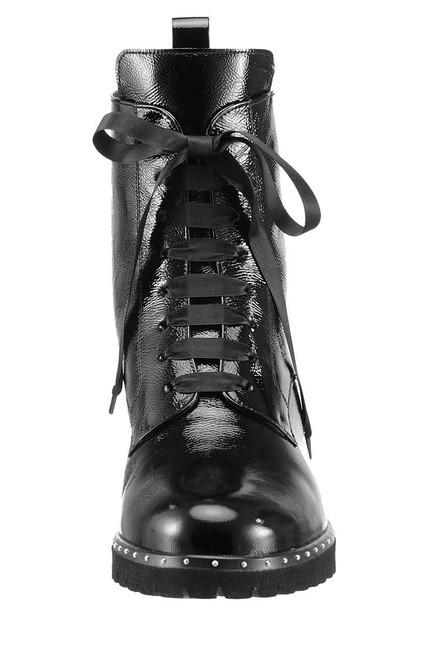 Kožené lakované čižmy Peter Kaiser b82e998dbef