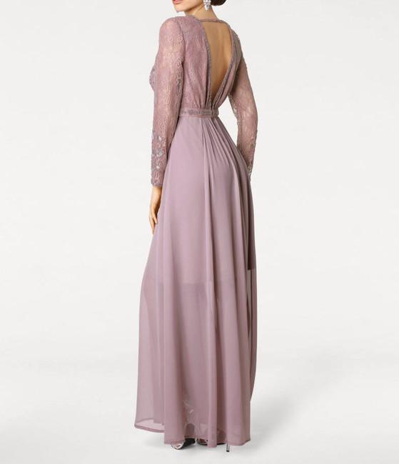Krehké spoločenské šaty Ashley Brooke - Spoločenské e85bdd94465