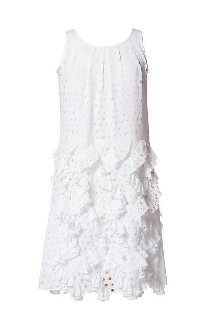 ff4e5072218e Letné biele šaty APART - Dámske letné šaty - Locca.sk