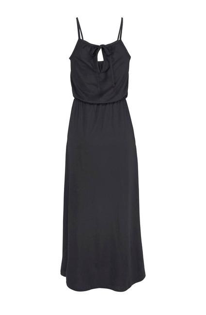 Maxi šaty čierne Vero Moda - Dámske dlhé šaty - Locca.sk 63c11e3099f