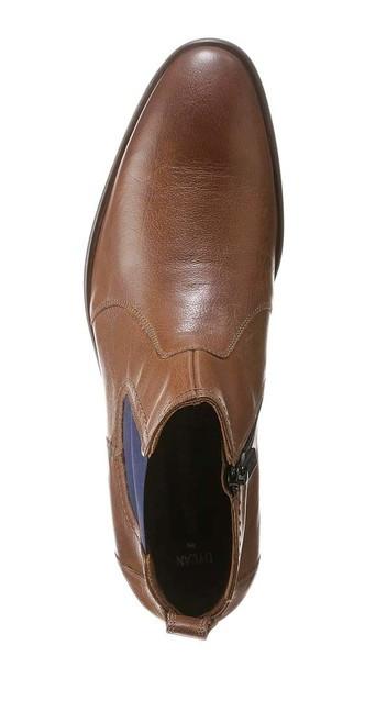 cba2e54a4 Pánske kožené topánky LLOYD, hnedé - Pánska elegantná obuv - Locca.sk
