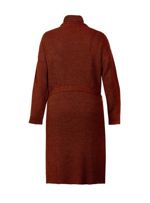 9e5ee9c28cb Sheego pletené šaty s opaskom