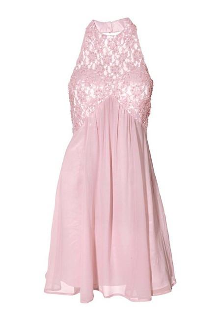 Spoločenské ružové šaty Carry Allen - Spoločenské ec091555218