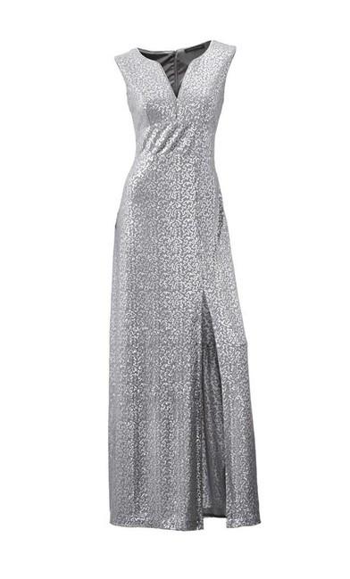 Spoločenské šaty s trblietkami Ashley Brooke - Spoločenské šaty ... ef5b2a3f606