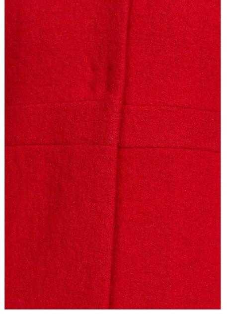 f7f3cf40b596 Stefanel krátky vlnený kabát