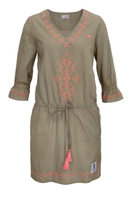Tunikové šaty KangaROOS - Mini šaty - Locca.sk aba7cda610