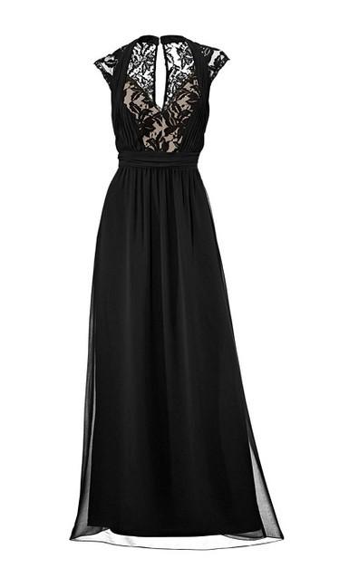 Večerné šaty s čipkou Ashley Brooke - Spoločenské šaty - Locca.sk 112c8df9963