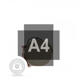 Crossbody kabelka BESTINI ine materiály - MKA-501157 #4