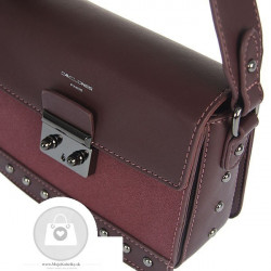 Crossbody kabelka DAVID JONES ekokoža - MKA-496882 #7