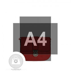 Crossbody kabelka IMPORT ekokoža - MKA-499558 #13
