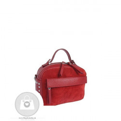 Crossbody kabelka IMPORT koža - MKA-498664 #4