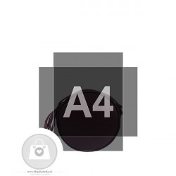 Crossbody kabelka IMPORT koža - MKA-498665 #9