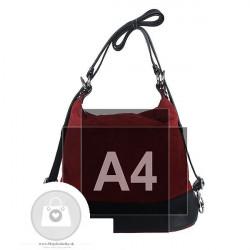 Crossbody kabelka IMPORT koža - MKA-498671 #6