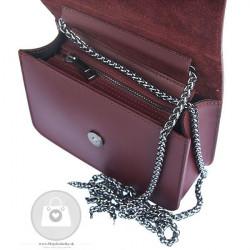 Crossbody kabelka IMPORT koža - MKA-498677 #6