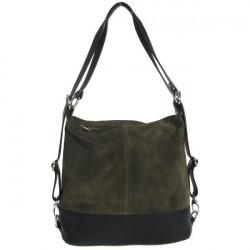 Crossbody kabelka IMPORT koža - MKA-504474