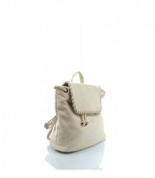 Dámsky batoh Urban style ine materiály - MK-034834-béžová
