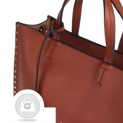 Elegantná kabelka ALEX MAX ekokoža - MKA-498814 #7