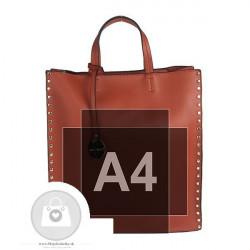 Elegantná kabelka ALEX MAX ekokoža - MKA-498814 #8