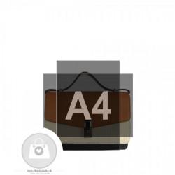 Elegantná kabelka BESTINI ekokoža - MKA-501173 #4