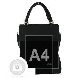 Elegantná kabelka CARINE ekokoža - MKA-498770 #6