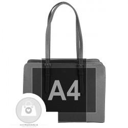 Elegantná kabelka DAVID JONES ekokoža - MKA-497638 #5