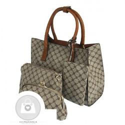 Elegantná kabelka DUDLIN ekokoža - MKA-499589 #5