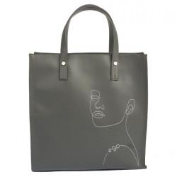 Elegantná kabelka EGO ekokoža - MKA-504507