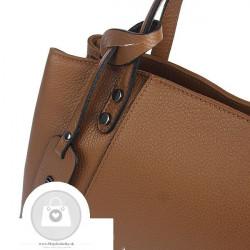 Elegantná kabelka ELIZABET CANARD koža - MKA-498690 #5