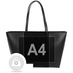Elegantná kabelka ELIZABET CANARD koža - MKA-498695 #5