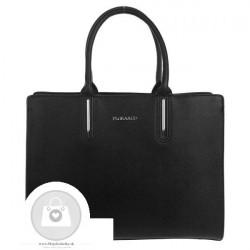 Elegantná kabelka FLORA&CO ekokoža - MKA-502904 #1
