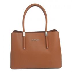Elegantná kabelka FLORA&CO ekokoža - MKA-504035
