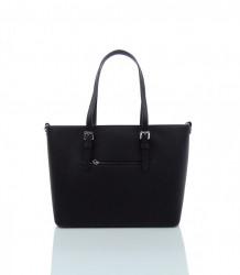 Elegantná kabelka FLORA&CO - MK-495953- čierna #3