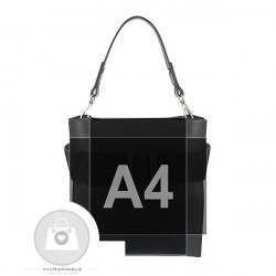 Elegantná kabelka IMPORT koža - MKA-495442 #5