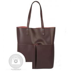 Elegantná kabelka IMPORT koža - MKA-496815