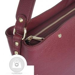 Elegantná kabelka IMPORT koža - MKA-498674 #5