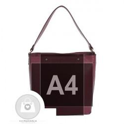 Elegantná kabelka IMPORT koža - MKA-498674 #6